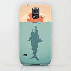 Shark Attack  Slim Case Galaxy S5
