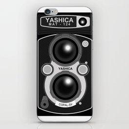 Yashica Mat-124 iPhone Skin