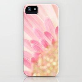 Little Girl Room Decor, Wall Art Prints Girls, Sparkles Prints, Pink Flower Image, Room Decor For Te iPhone Case