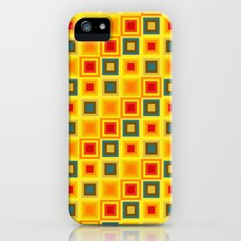 Looks like an Albers to me No. 7 iPhone Case