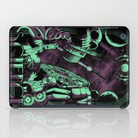 science iPad Cases featuring Science by Fuacka
