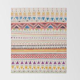 Pattern Throw Blanket
