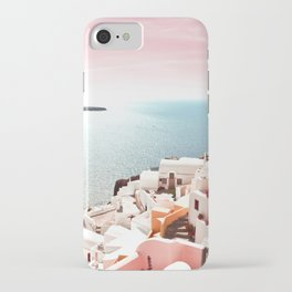 Santorini, Oia, Greece iPhone Case