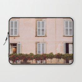 Bergamo street Laptop Sleeve