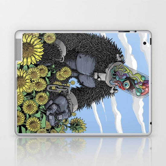 The Unshackled Dream Laptop & iPad Skin
