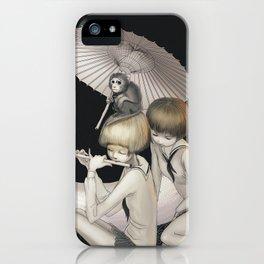 Matsuri (Festival) iPhone Case