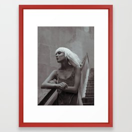 Karina Framed Art Print