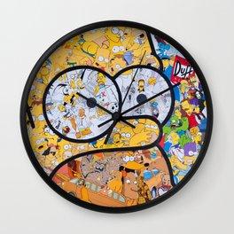2996 × 2132Le immagini possono essere soggette a copyright Mr GARCIN   POP ART Wall Clock
