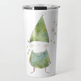 Bird Elf Travel Mug