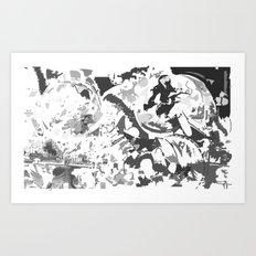 Is is worth it? Art Print