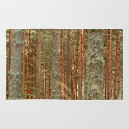 Into The Woods Rug