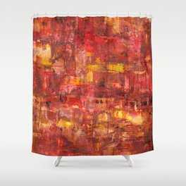 Persian Ruins Shower Curtain