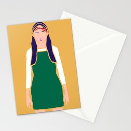 OOTD #7 : Outfit Of The Day Stationery Cards