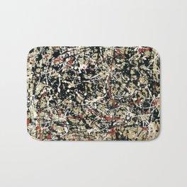 Pollock Bath Mat