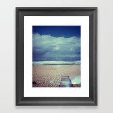 Tura Beach Framed Art Print