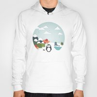 biology Hoodies featuring South Pole by Find a Gift Now