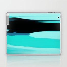Soft Determination Aquamarine Laptop & iPad Skin