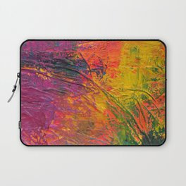 Paint Mess Laptop Sleeve