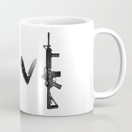 All's Fair in Love and War Coffee Mug