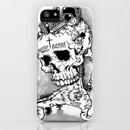 HOT SKULL iPhone Case