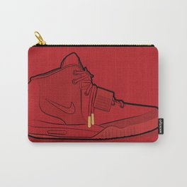 """Air Yzy 2 """"Red October"""" Carry-All Pouch"""