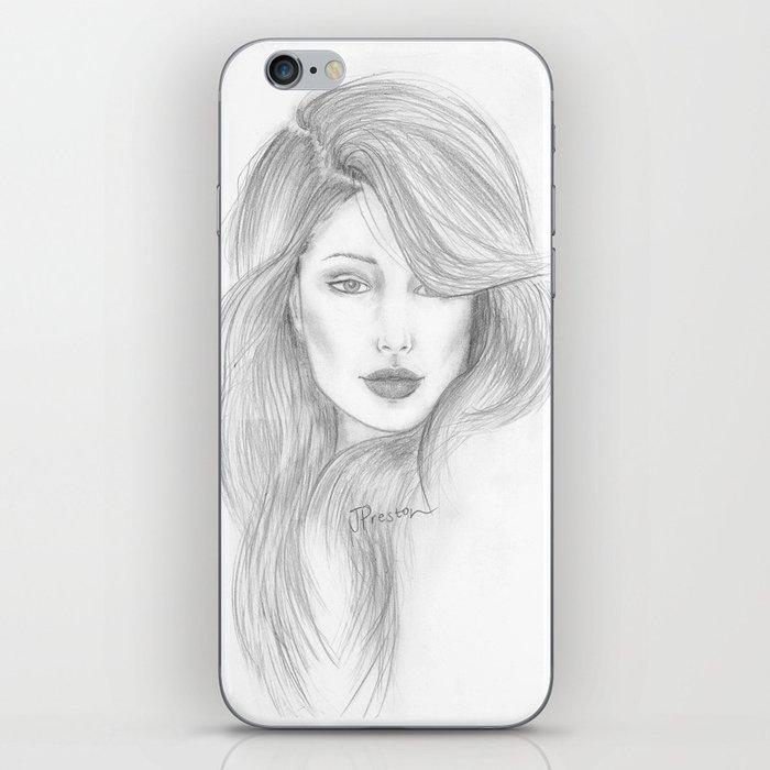 Jen iPhone Skin