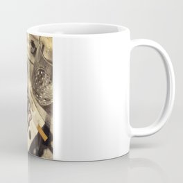 The day after a night out Coffee Mug