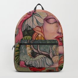 Natures Lament, Any Regrets? Backpack