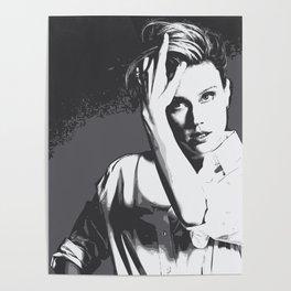 Kate Mckinnon Poster