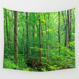 Forest 7 Wall Tapestry