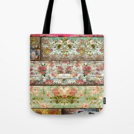 Lady Rococo Tote Bag