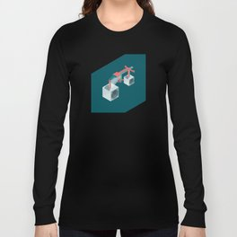 The Impossible Bike Long Sleeve T-shirt