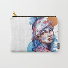 Sophia by carographic Carry-All Pouch