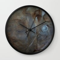 portugal Wall Clocks featuring portugal by Imagery by dianna