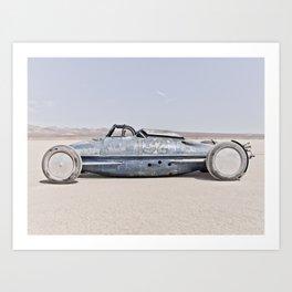 World of Speed 132 Art Print