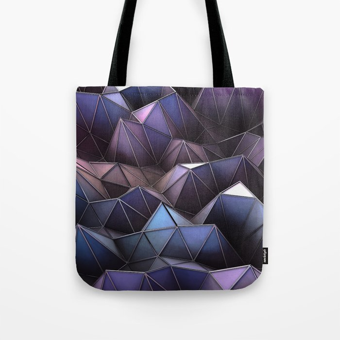 Land of blue Tote Bag