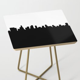 Los Angeles Shadow Side Table