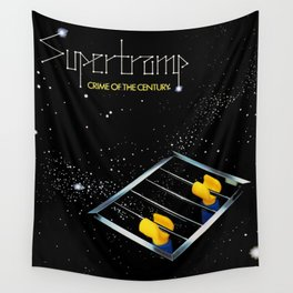 Supertramp - Crime of the Century but with Emmet Wall Tapestry