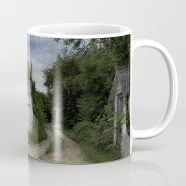 Flyover at dusk Coffee Mug