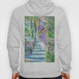 Bathroom To Another Dimension Hoody