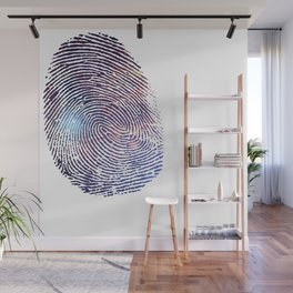 COSMIC TRACE Wall Mural
