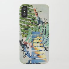 witness to gone Time iPhone X Slim Case
