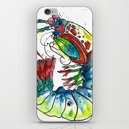 Mantis Shrimp iPhone Skin