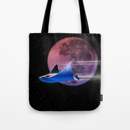Exploring Stingray Tote Bag