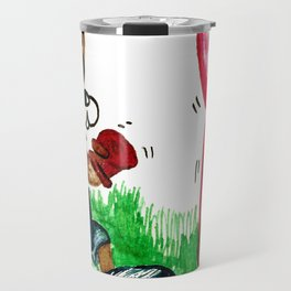 Love Fighter Travel Mug