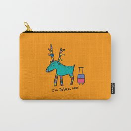 Jobless Rudolph Carry-All Pouch
