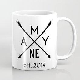 Mayne Arrows Coffee Mug