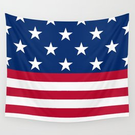 US Flag Wall Tapestry