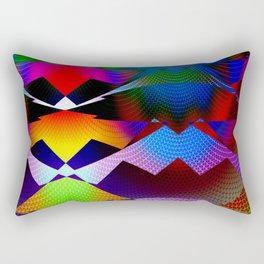 Noetic Vision Rectangular Pillow