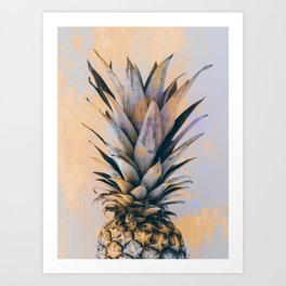 PINEAPPLE 2 Art Print
